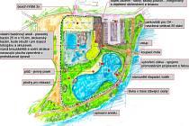 Bazén a přírodní koupaliště by mohly vzniknout na levém břehu Ohře v Chebu.