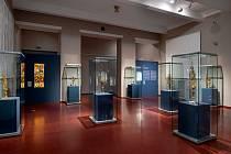 Výstava Uprostřed Koruny české (Muzeum Východních Čech v Hradci Králové)  – IV. tematický okruh.
