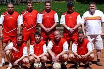 Vedoucí tým druhé ligy skupiny A
