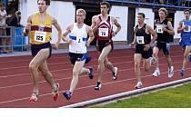 NA VELKÉ CENĚ CHEBU  v atletice, která se bude konat 13. července v německém Wisau, by se mohli objevit i atleti, kteří startovali na nedávném Memoriálu Hany Trejbalové (snímek je z běhu na 3000 metrů).