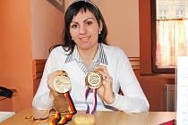 Patnáctinásobná mistryně České republiky ve sportovní střelbě a bronzová z mistrovství světa v Mnichově Lenka Marušková vyrůstala v Aši, kam se ráda vrací.