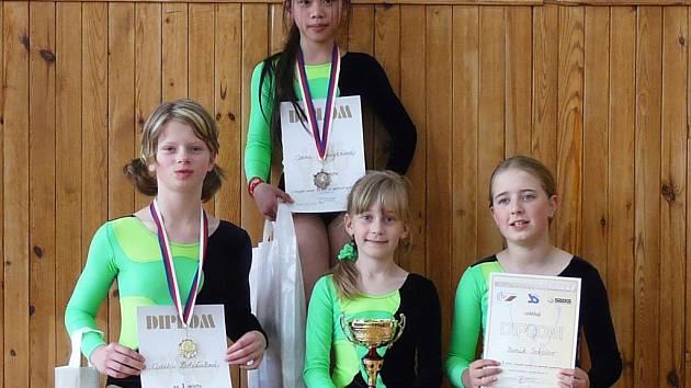 Sokolovské gymnastky