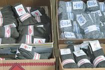 Ponožky, ilustrační foto
