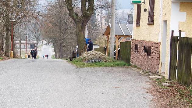 DOUBRAVA by se měla stát lázeňským místem. Centrum obce se tak radikálně změní.