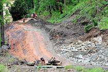ÚZEMÍ nad chebskou přehradou Skalka čekají změny za miliony.