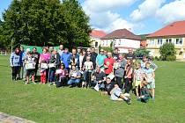 Střelba prakem, lukem a vzduchovkou prověřila um soutěžících už v osmém ročníku klání Milíkovský snajper.