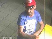 Na poště ukradl mobil a peníze, policie po něm intenzivně pátrá