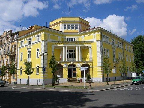 Františkovy Lázně.