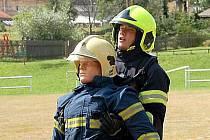Železný hasič.