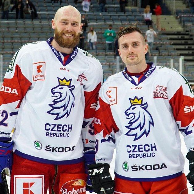 Jiří Sekáč a Jakub Flek