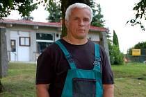 Starosta Okrouhlé Miloslav Kadlec
