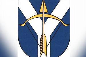 Znak obce Tuřany.