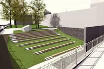 ROKLE U DIVADELNÍHO KLUBU 'd' by se měla změnit na amfiteátr pro 500 lidí.