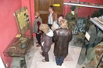 Slavnostní vernisáž nové výstavy v chebském muzeu