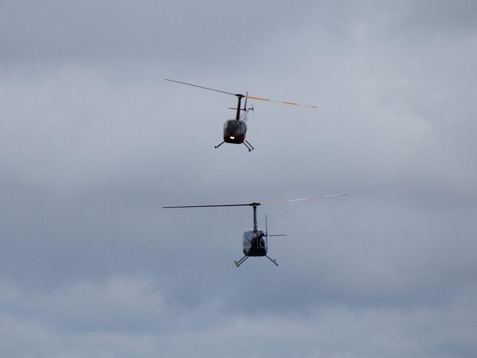 Letecký den Cheb