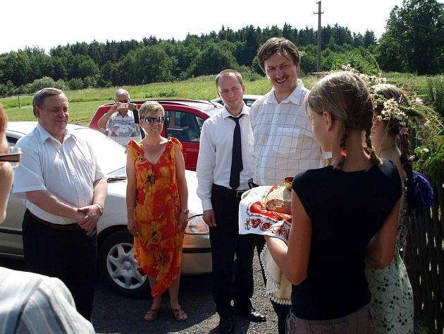 Mezinárodní taneční tábor navštívil také generální konzul Ruské republiky Valerij Štětinin