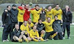 Zimní turnaj vyhrál Poppenreuth