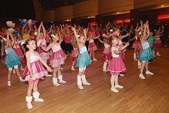 V Kulturním centru Svoboda v Chebu soutěžilo tisíc dětí