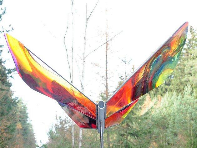 Krásná díla vznikla ve sklárně Lamberts ve Waldsassenu