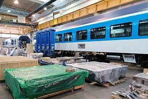 Nové osobní vozy budou od roku 2021 jezdit i v Karlovarském kraji.
