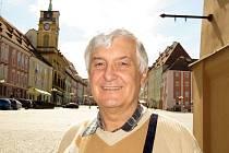 Taneční mistr Vladimír Hána.