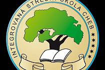 Logo Integrované střední školy Cheb