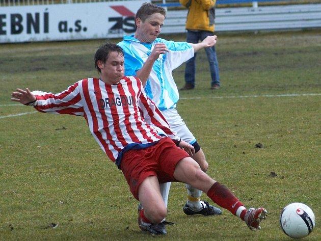 V prvním jarním utkání prohrál Union Cheb doma s Vyšehradem 0:1