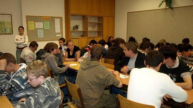 Piškvorkový turnaj v Chebu