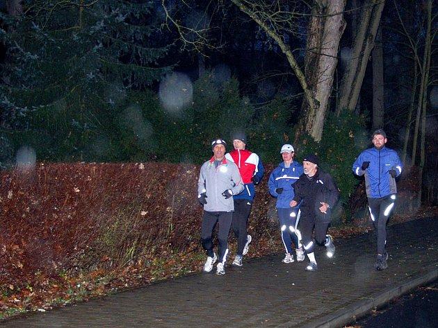 Běh pro Paraple 2010.