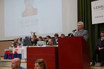 Gymnázium pořádalo již jednadvacátý ročník jedinečné soutěže, která v České republice nemá obdoby.
