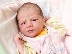 LUCIE RANGELOVÁ přišla na svět v pondělí 10. srpna v 23.28 hodin. Při narození vážila 2 470 gramů a měřila 49 centimetrů. Maminka Nikola a tatínek Zdeněk se radují z malé Lucinky doma v Plesné.