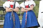 Víkend na hradě Seeberg byl ve znamení 740. výročí a vína.