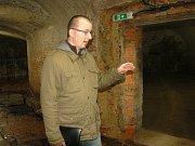 Hrad Cheb otevře podzemní kasemata.  Prostory pod chebským hradem vznikly na přelomu 17. až 18. století.