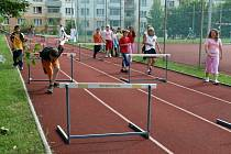 NĚKTEŘÍ RODIČE V CHEBU mají pocit, že sportoviště využívají převážně školy, ale pro veřejnost není otevírací doba dostatečně dlouhá.  Třeba hřiště u 1. základní školy je k dispozici v úterý a čtvrtek od  15. 30 do 19 hodin a v sobotu od  14 do 18 hodin.