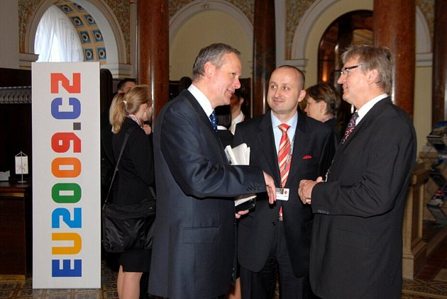Setkání ministrů pro místní rozvoj zemí EU v Mariánských Lázních