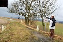Občané Lipové a Mýtiny protestují proti záměru vybudovat nový hraniční přechod v Mýtině