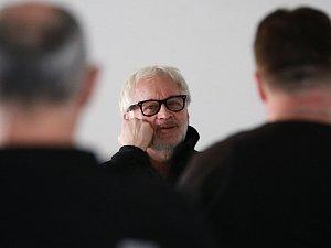 Mistr aktu a módní fotografie Robert Vano zavítal do Chebu.