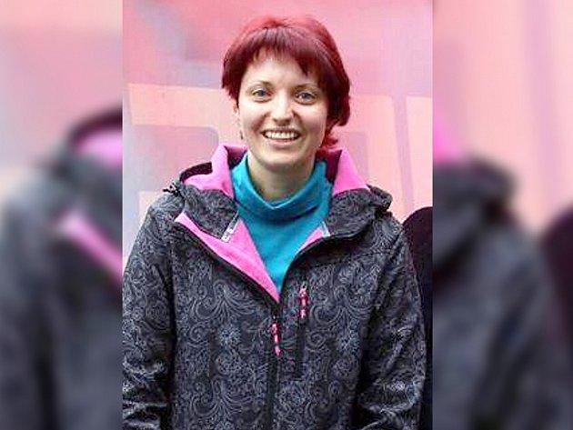 Alena Votavová, ředitelka Hospice sv. Jiří v Chebu