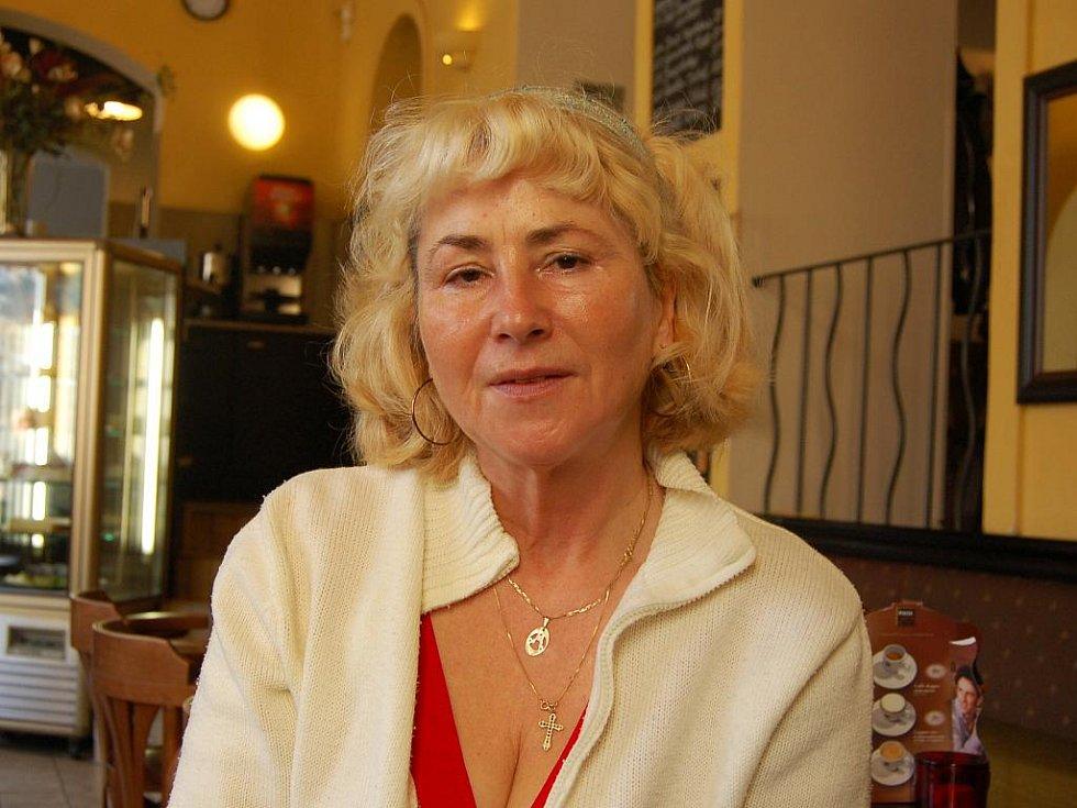 FINALISTKA SOUTĚŽE Primababča 2011 Ivana Hegrová se Deníku svěřila nejen se svými zážitky z klání o nejlepší babičku republiky, ale promluvila o svých koníčcích i psychické nemoci.