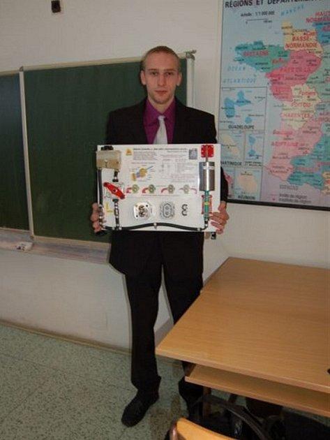 Akce chebského gymnázia