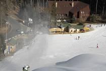 Mariánskolázeňská sjezdovka se stane dějištěm závodu Světového poháru v akrobatickém lyžování