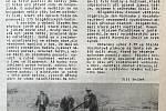 Tyto články si lidé mohli přečíst v Hraničáři, který vyšel 28. února 1989.