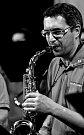 Radim Eschler z Jazzbiggangu Cheb