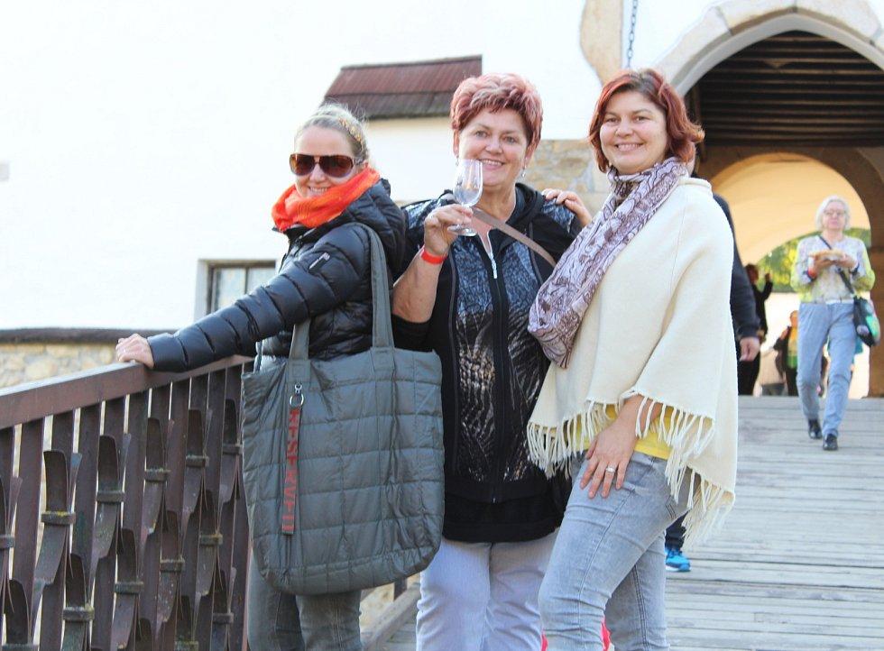 Na Seebergu se o víkendu konal Festivalu vína.