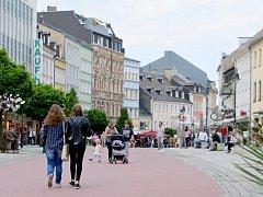 Během německo - českých dnů přátelství se budou v centru německého města Hof konat nejrůznější akce.