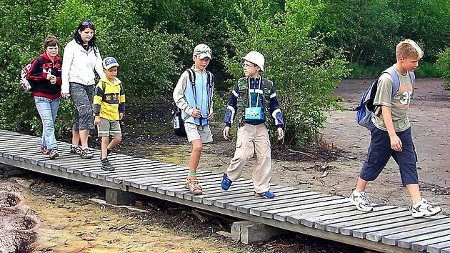 Státní přírodní rezervace SOOS na Chebsku