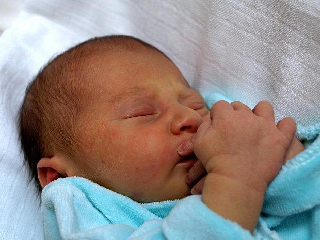 VIKTORIE VLASATÁ přišla na svět v chebské porodnici v neděli 16. května v 0.10 hodin. Vážila 2760 gramů a měřila 49 centimetrů. Doma v Kynšperku se z malé Viktorky raduje maminka Lucie spolu s tatínkem Karlem.