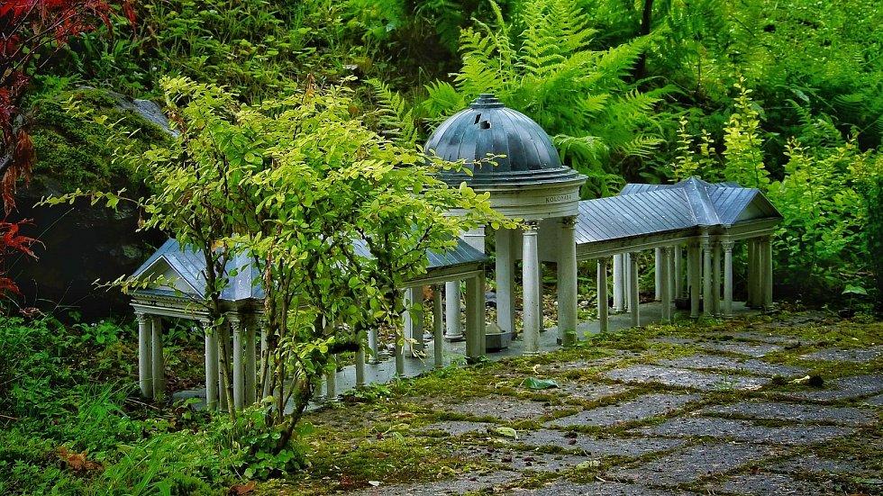 Z parku miniatur. Foto: Martin Silovský