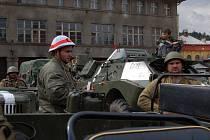 V Aši si lidé připomněli 40. výročí obsazení Československa vojsky Varšavské smlouvy