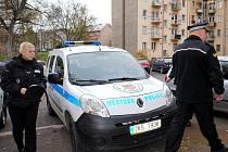 MÍSTO LINKY 112 si Chebané zvykli volat městskou policii na čísle 156. Ta se pak postará o další postup.